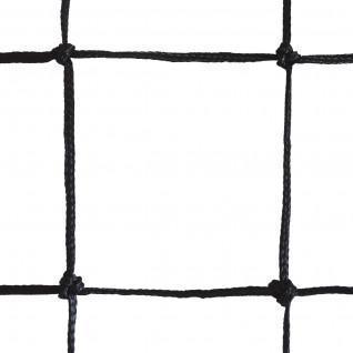 Filet volley entraînement 9.50x1M PE tressé 3mm simple maille 100 câble acier Sporti France