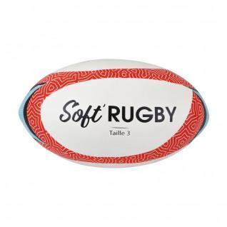 Ballon Sporti France Soft'rugby