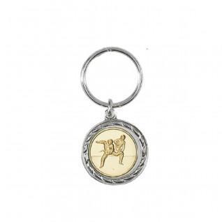 Médaille porte clés