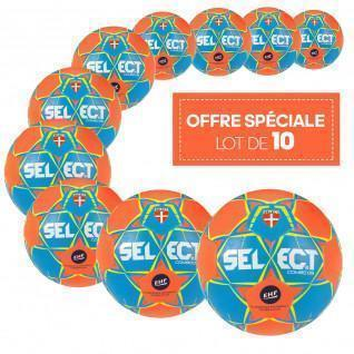 Lot de 10 ballons Select Combo DB