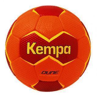 Ballon Kempa Dune Beachball T3 orange/rouge [Taille 3]