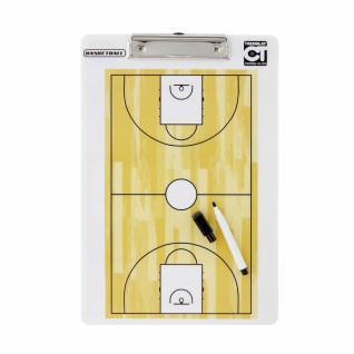 Plaquette d'entrainement recto/verso basketball Tremblay