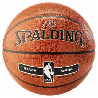 Ballon Spalding NBA Silver (76-375z)