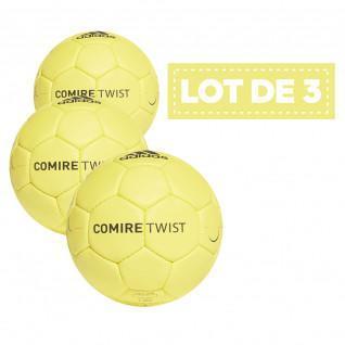 Lot de 3 ballons adidas Comire Twist