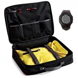 Sacoche arbitre Tremblay avec accessoires et montre