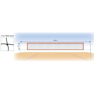 Filet beach volley 2 mm polyamide Tremblay