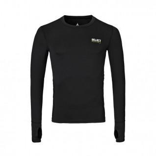 T-shirt de compression manches longues Select