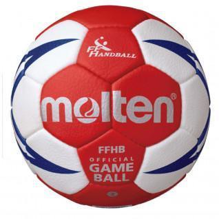 Ballon de compétition HX5001 FFHB taille 2 [Taille 2]