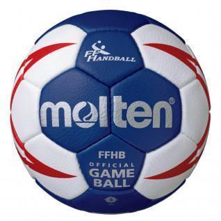 Ballon de compétition HX5001 FFHB taille 3 [Taille 3]
