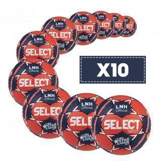 Lot de 10 Ballons Select Ultimate LNH Replica 2020/21
