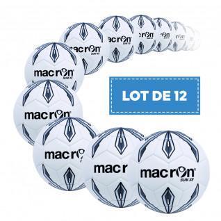 Lot de 12 Ballons Macron Sum XE