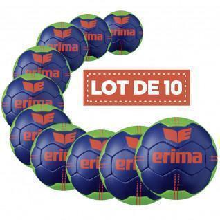 Lot 10 Ballons Erima Pure Grip N° 3
