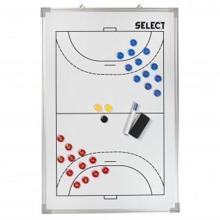 Tableau Tactique Aluminium Select Handball