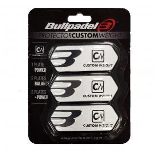 Lot de 3 Protections cadre de raquette BullPadel