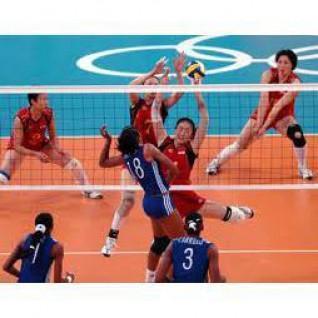 Filet de volleyball compétition Power Shot