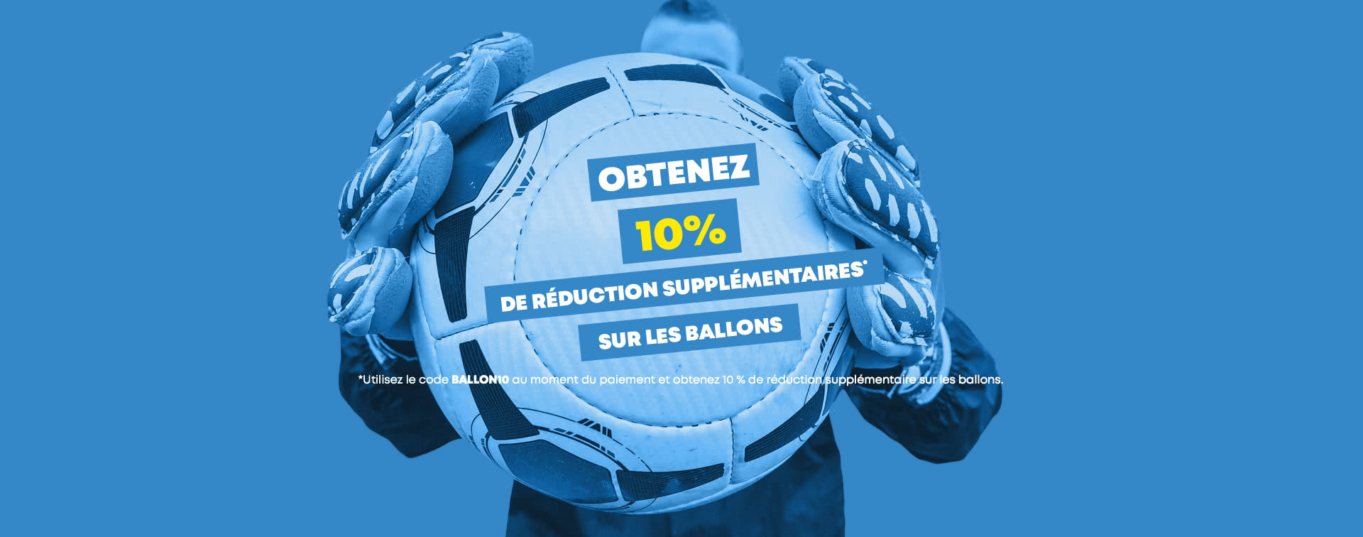 Ballons pour clubs de football